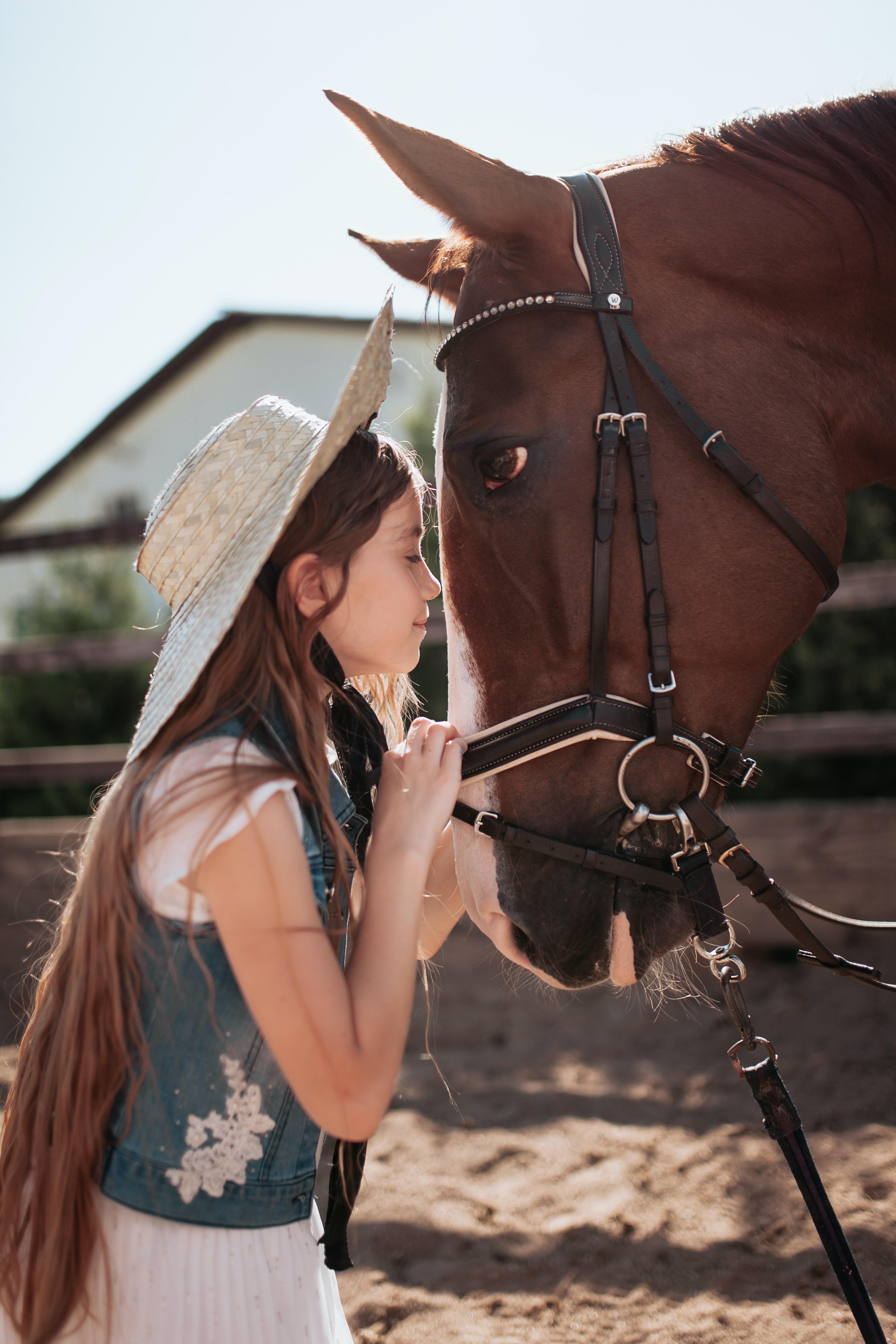 Equine Facilitated Wellness-Girl's Rule