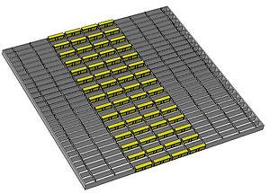 1m X 1m 4 Wide parallel Strip  (60).JPG