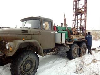 Изыскания под строительство кафе/автомойки/СТО в Талгарском р-не