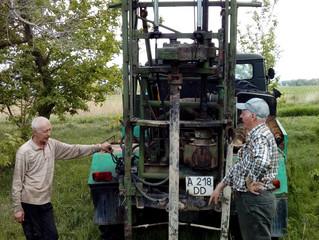 Изыскания для АО АПК АДАЛ. Строительство ферм для КРС в Алм. области.