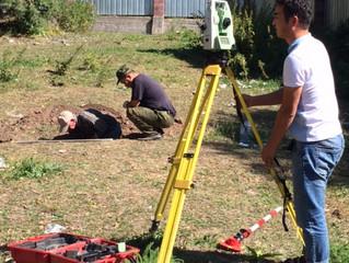 Инженерные изыскания под строительство 2-х этажного жилого дома в районе Лесная Сказка.