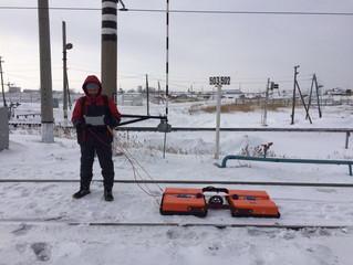 Инженерно-геофизические обследования в Казахстане