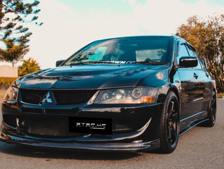 EVOLUTION 8 GSR BUILD