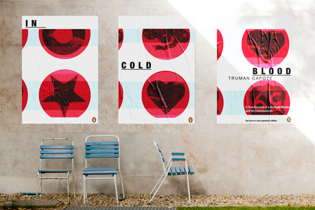 Triptych Poster Campaign