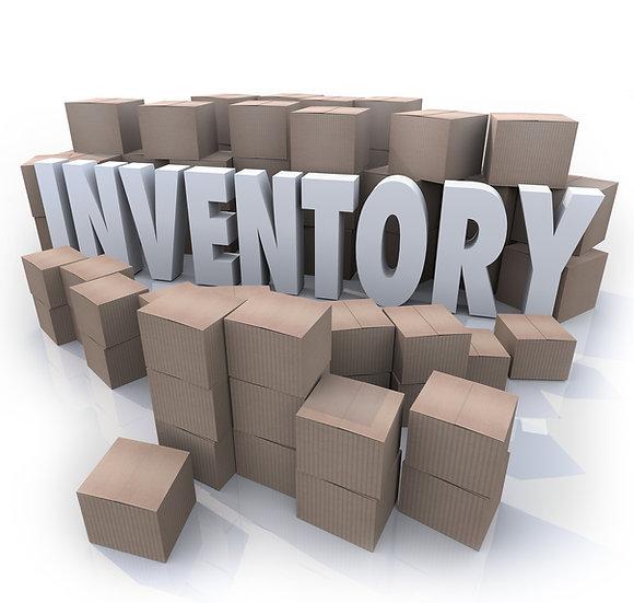 Inventory Planning 2020