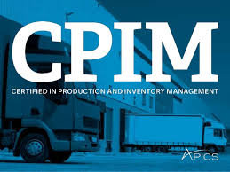 APICS CPIM Part 2  In-Person, Certified Production Inventory Managemer