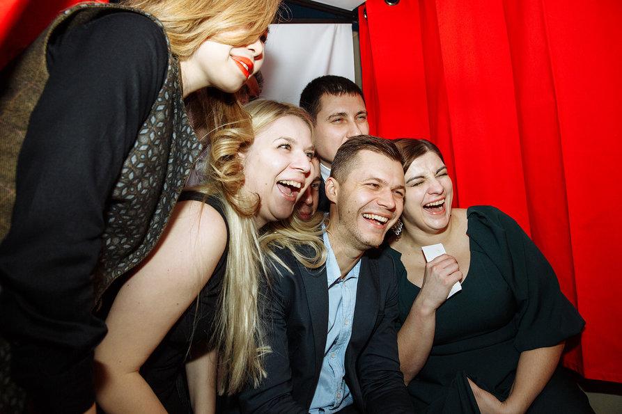 Фотобудка на мероприятие.