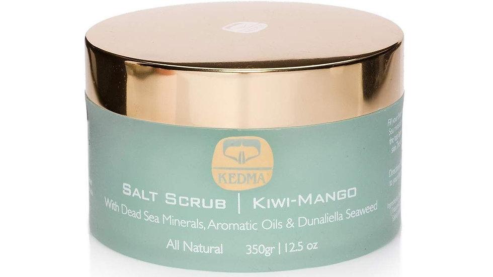 Salt Scrub - Kiwi-Mango