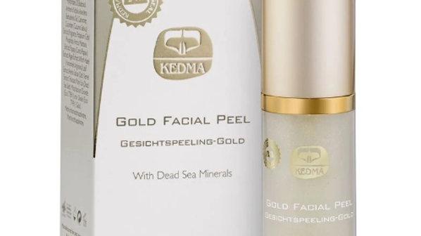 GOLD FACIAL PEEL (ผลิตภัณฑ์ผลัดเซลล์ผิว)