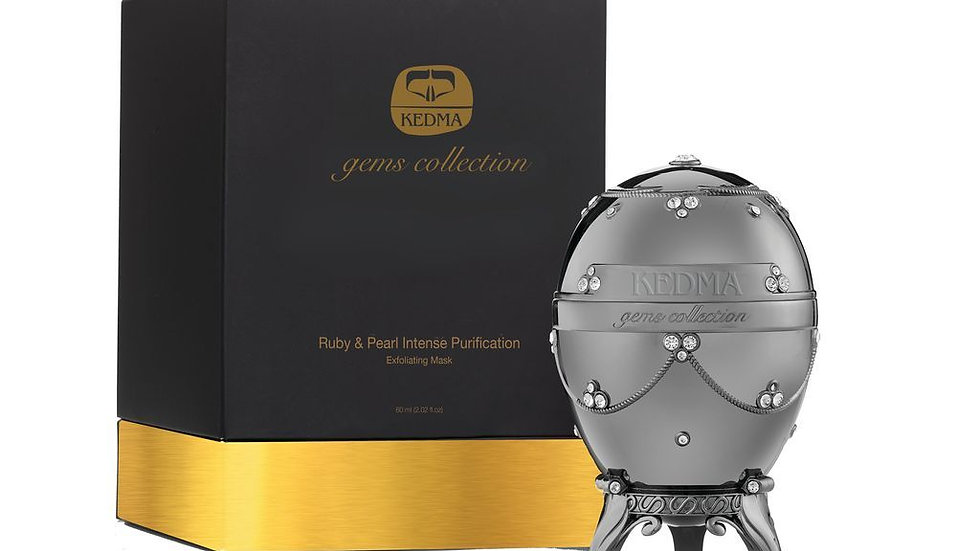Ruby & Pearl Intense Purification Exfoliating Mask