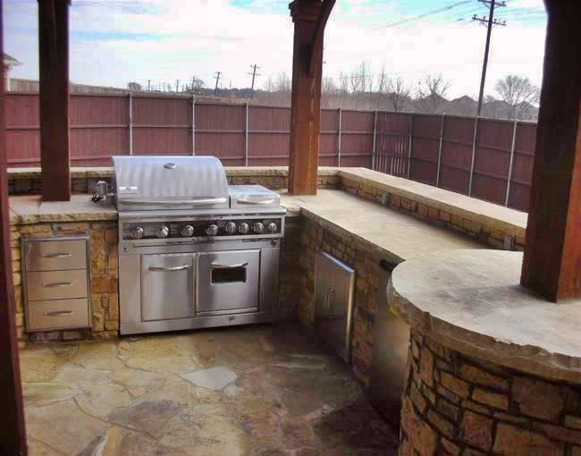 Omega Outdoor Kitchen