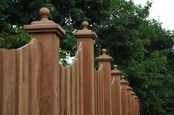 5 Star Fence - Cedar