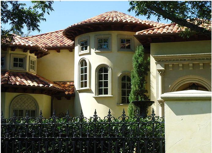 Plano Modern Stucco Restoration