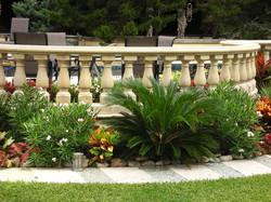 Omega Cast Stone - Terrace Banisters