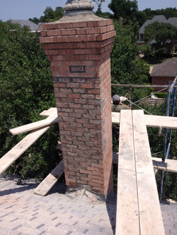 Plano Brick Repair - Chimney Repair
