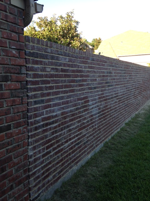 Brick Wall Installation & Repair