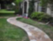 Plano Brick & Stone repair builds Beautiful Stone Walkways