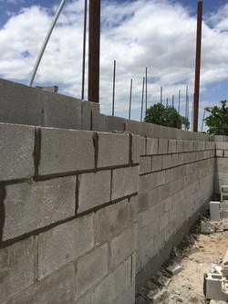 CMU Walls