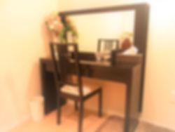 広島 ブライダル広島 女性 顔剃り シェービング ブライダル 店内 シェービング エステ 女性 顔剃り メイクルーム