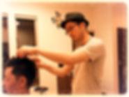 広島 ヘアサロン 理容室 バーバー メンズヘア