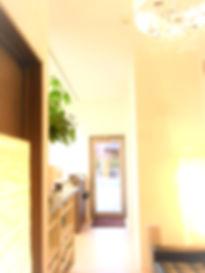 広島 女性 顔剃り シェービング ブライダル 店内