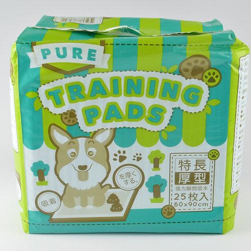 Pure 狗尿墊 (特長) 90 x 60cm 25片 x 8包