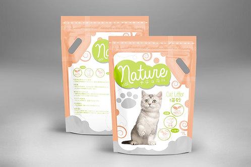 Nature 青森蘋果豆腐貓砂 7L x 4包