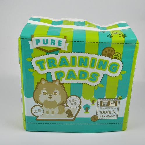 Pure 狗尿墊 45 x 30cm 100片 x 8包
