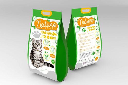 Nature 綠茶豆腐貓砂 17.5L x 2包