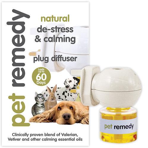 Pet Remedy 寵輕鬆插座套裝 (噴霧插座 + 40ml)