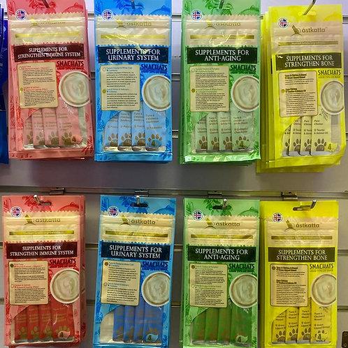 Astkatta Snackats 營養醬 8 款 X 1包