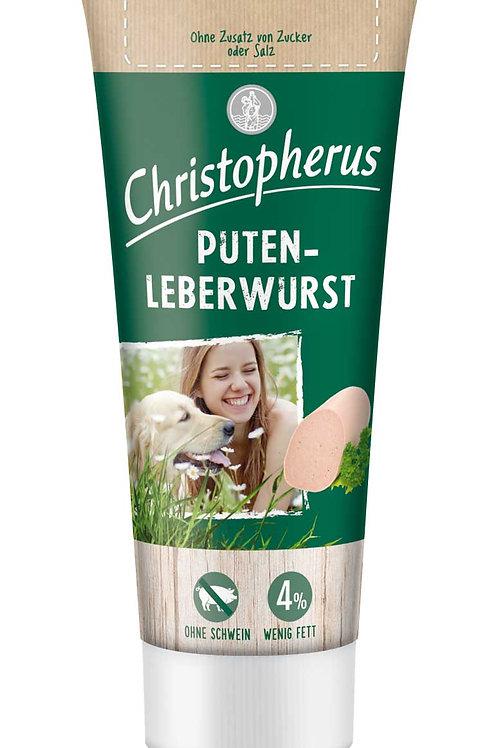 Christopherus 火雞肝臟香腸 (德國製造)