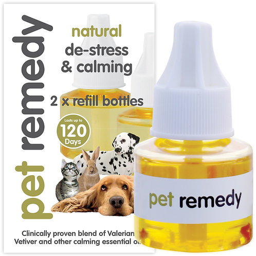 Pet Remedy 寵輕鬆插座補充裝 (40ml x 2)
