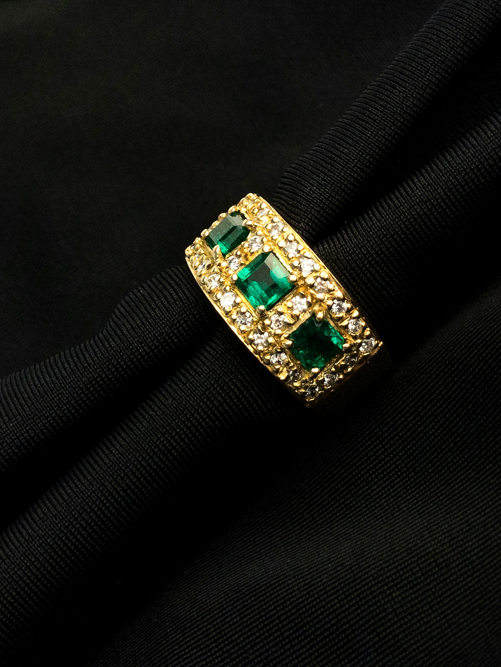 CURIOSITIES OF OUR EMERALDS