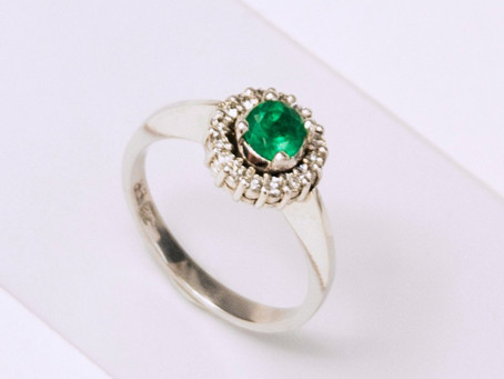Inspire even more love with an Emerald Engagement Ring