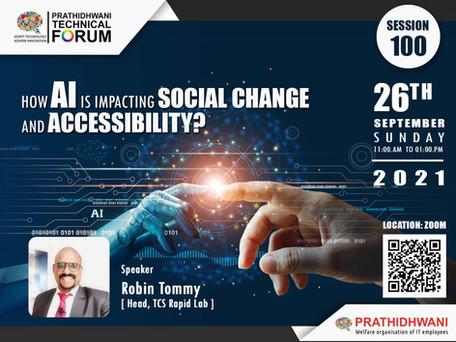 Speaker - Prathidhwani Technical Forum