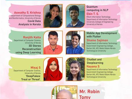 Computer Society of India - Talk Series