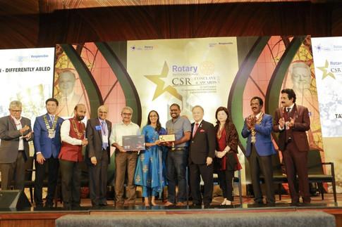 International Rotary CSR Award 2019