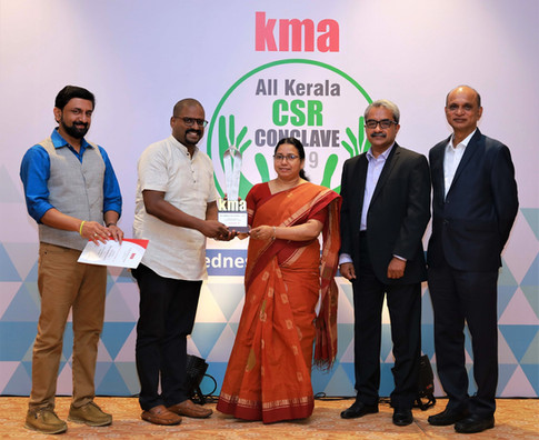 KMA CSR Award 2019