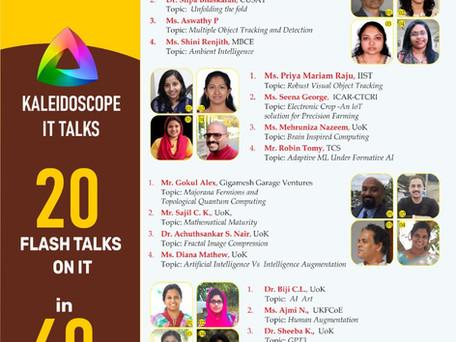 Technology talk series