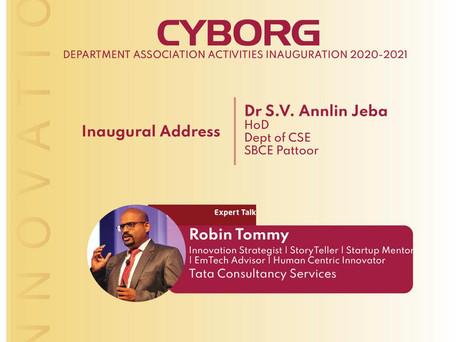 Inauguration - Cyborg - Expert talk