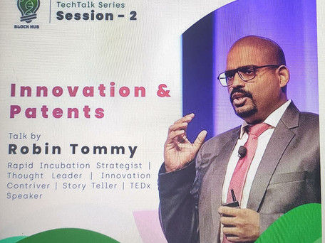 Innovation and Patents with HnR Block Trivandrum