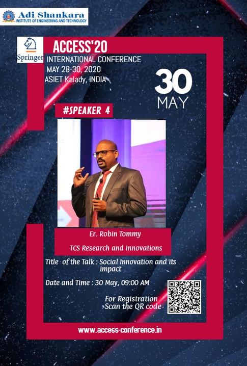 Keynote (Springer) at ACCESS 2020