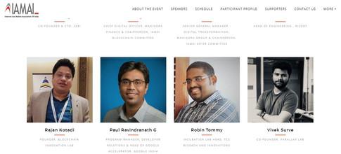 IAMAI Immersive Tech Panelist