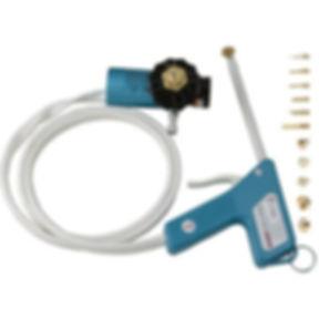 jinekolojide kullanılan kriyoterapi cihazının görünümü