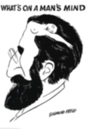 "Sigmund Freud: ""What's On A Man's Mind"
