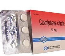 klomifen sitrat