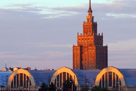 Riga alternativa