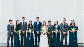 Casino San Clemente Wedding: Lisa + Josh
