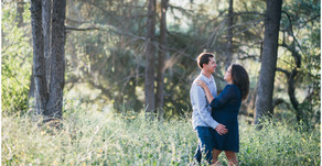 Griffith Park Engagement: Ingrid + Neal